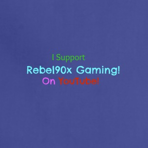 Rebel90x Gaming! (Design V2) - Adjustable Apron