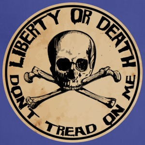 Liberty or Death Dont Tread On Me - Adjustable Apron