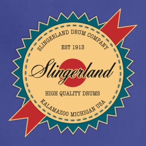 Old slingerland - Adjustable Apron