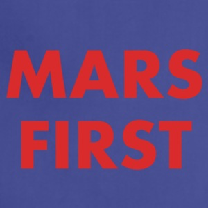 Mars First - Adjustable Apron