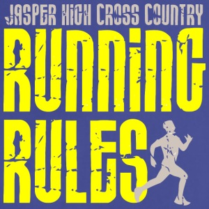Jasper High Cross Country Running Rules - Adjustable Apron
