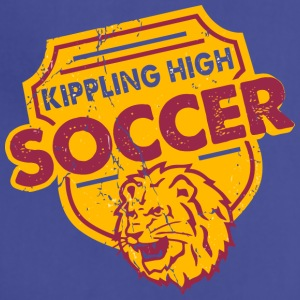 Kippling High Soccer Choose a Mascot - Adjustable Apron