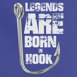 Legends Are Born in HOOK - Adjustable Apron