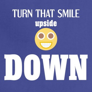 Turn that smile - Adjustable Apron
