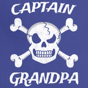 Captain Grandpa Funny Pirate Fun Halloween Costume - Adjustable Apron