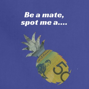 Funny T-shirt aussie $50 note - Adjustable Apron