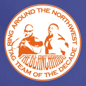 Ring around the northwest shirt #2 - Adjustable Apron