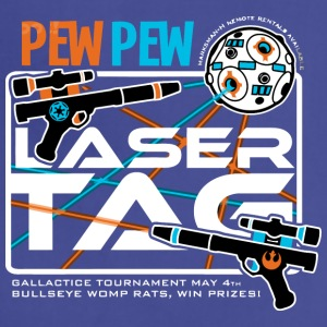 Pew Pew Laser Tag - Adjustable Apron