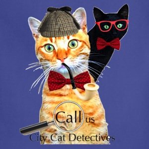 City Cat Detectives - Adjustable Apron