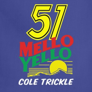 51 MELLO YELLO DAYS OF THUNDER TOM CRUISE - Adjustable Apron