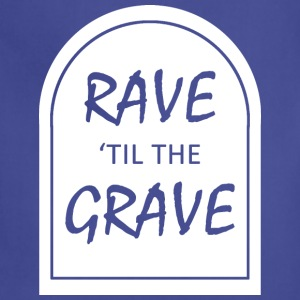 Rave 039 til the Grave - Adjustable Apron