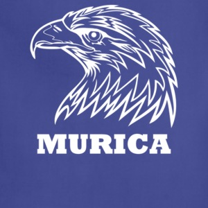Murica Patriotic - Adjustable Apron