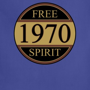 Free Spirit 1970 - Adjustable Apron