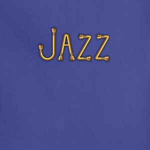 Golden jazz - Adjustable Apron