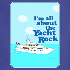 All About The Yacht Rock - Adjustable Apron