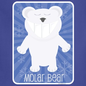 The Molar Bear - Adjustable Apron