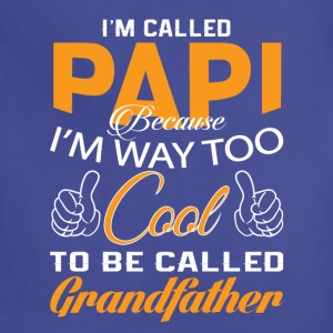 I'M CALLED PAPI - Adjustable Apron