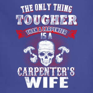 Carpenter's wife T-Shirts - Adjustable Apron