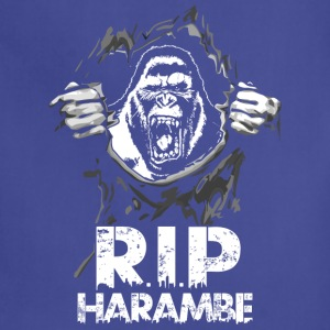 RIP Harambe - Adjustable Apron