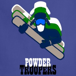 Powdertroopers - Adjustable Apron