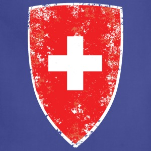Swiss Flag - Adjustable Apron