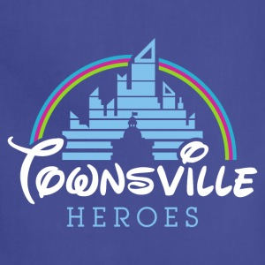 Townsville Heroes - Adjustable Apron