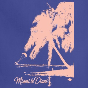 Miami To Diani Pink Edition - Adjustable Apron