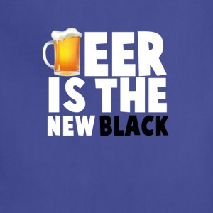Beer Is The New Black - Adjustable Apron