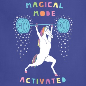 Magical Mode Unicorn - Adjustable Apron