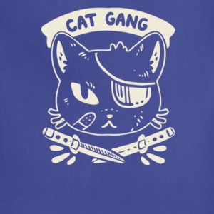 Cat Gang - Adjustable Apron