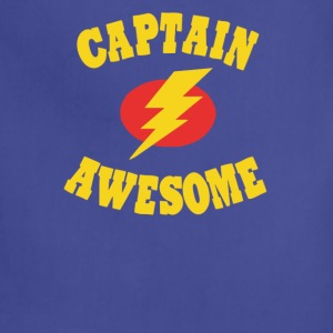 Captain awesome - Adjustable Apron
