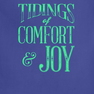 Tidings of Comfort & Joy - Adjustable Apron