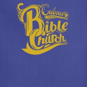 Calvary Bible Church - Adjustable Apron