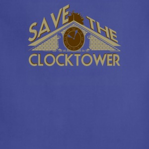 Save the clock tower - Adjustable Apron