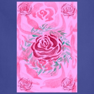 rose pink - Adjustable Apron