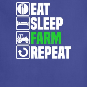 Eat Sleep Farm - Adjustable Apron