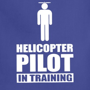 Helicopter Pilot In Training - Adjustable Apron