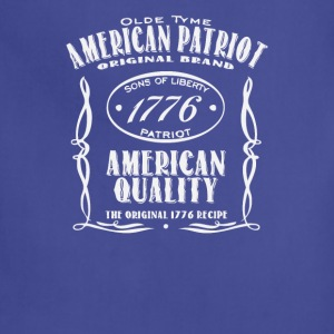 Old Time American Patriot - Adjustable Apron