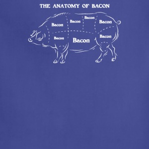 Anatomy Of Bacon - Adjustable Apron
