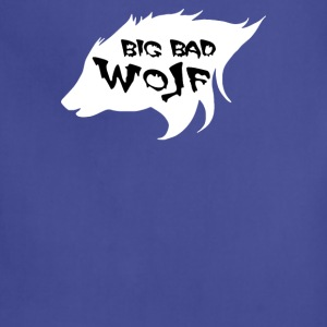 Big Bad Wolf Funny - Adjustable Apron