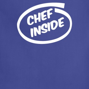 CHEF COOK funny NEW - Adjustable Apron