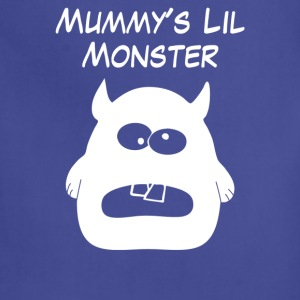 Mummys Little Monster - Adjustable Apron