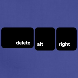 delete alt right (mac) - Adjustable Apron