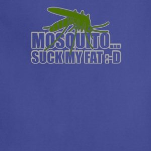 Suck my fat mosquito - Adjustable Apron