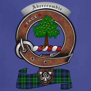 Abercrombie Clan Badge - Adjustable Apron