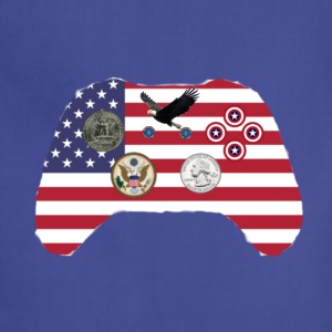 Untied States of America Xbox One controller - Adjustable Apron