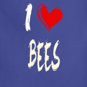 I love BEES - Adjustable Apron