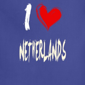 I love NETHERLANDS - Adjustable Apron
