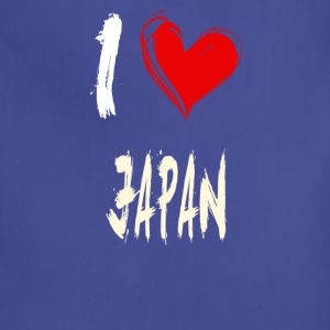 I love JAPAN - Adjustable Apron