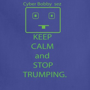 Cyber Bobby sez - Adjustable Apron